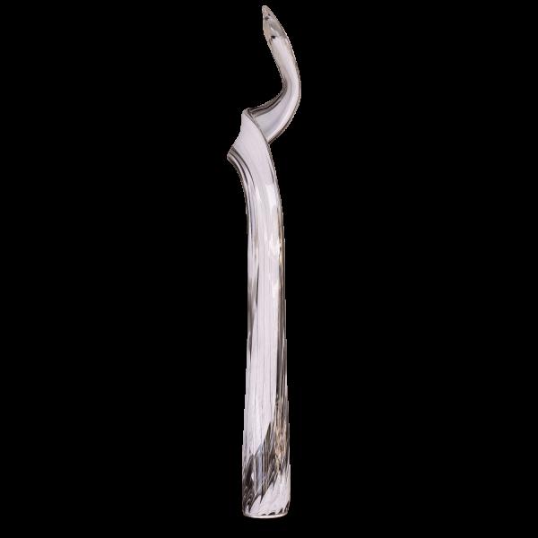 Grashalm Grau-Weiß mit M10er Gewinde