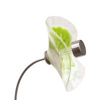Ersatzprodukt Blüte für Solarblume Grün-Weiß