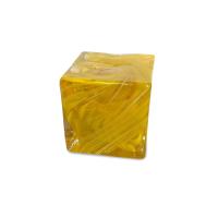 Pflasterstein in Gelb (8 x 8 cm)