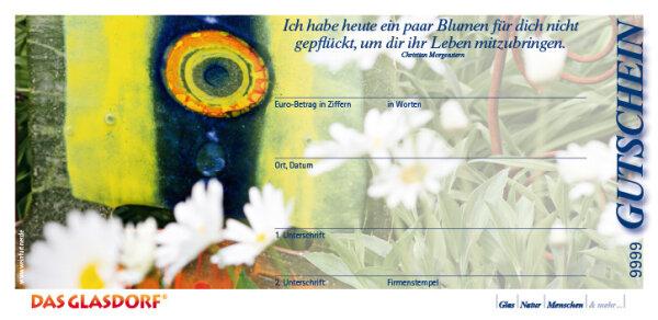 """Motiv B """"Blume"""""""